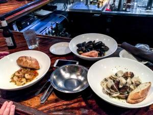 Restaurang Oo-tray small plates