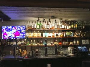 Restaurang Oo-tray whisky
